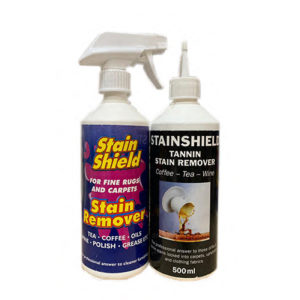 Stain Shield Stain Remover and Tannin Stain Remover Duo