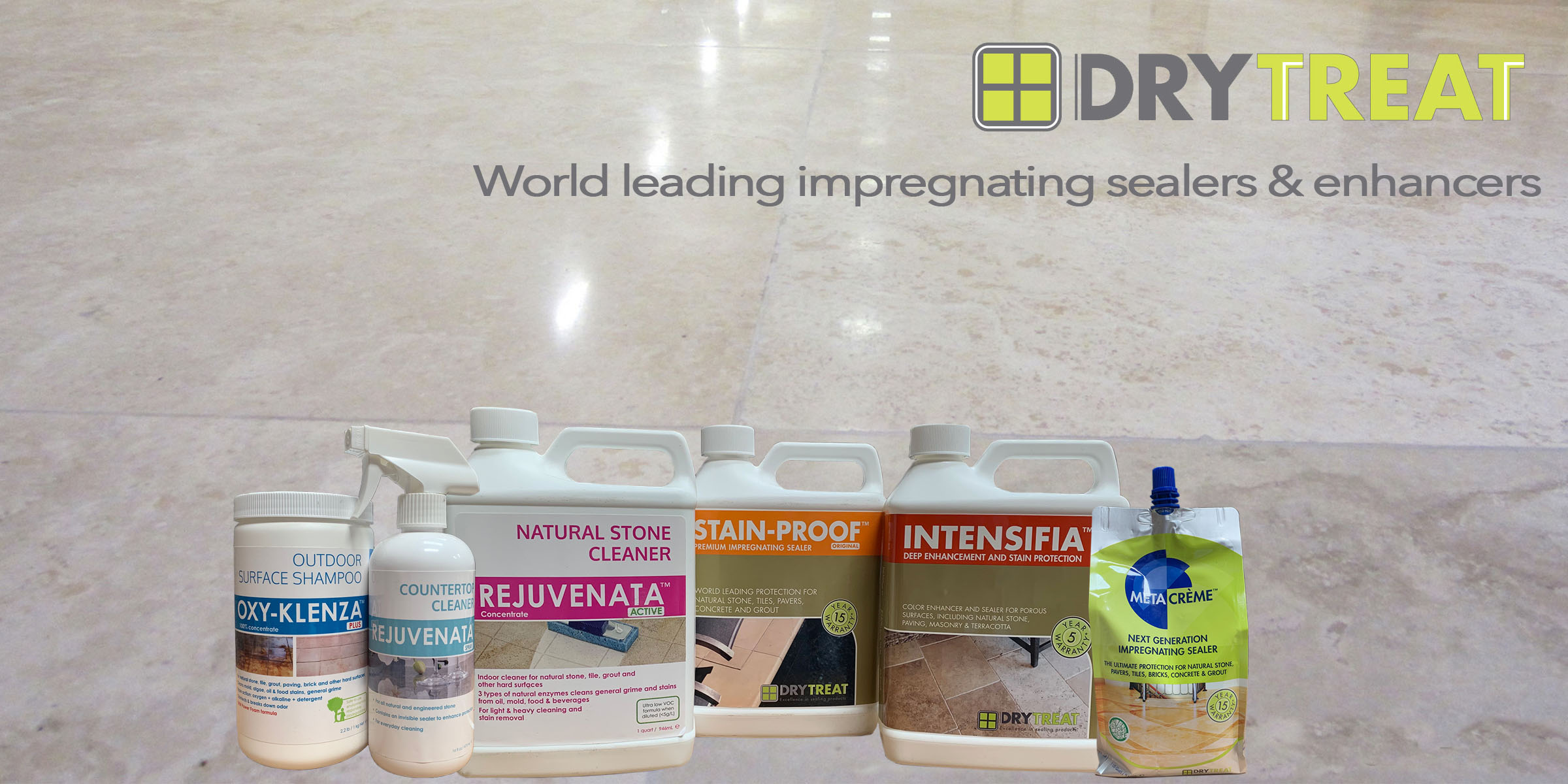 Dry Treat Cleaning Products Direct