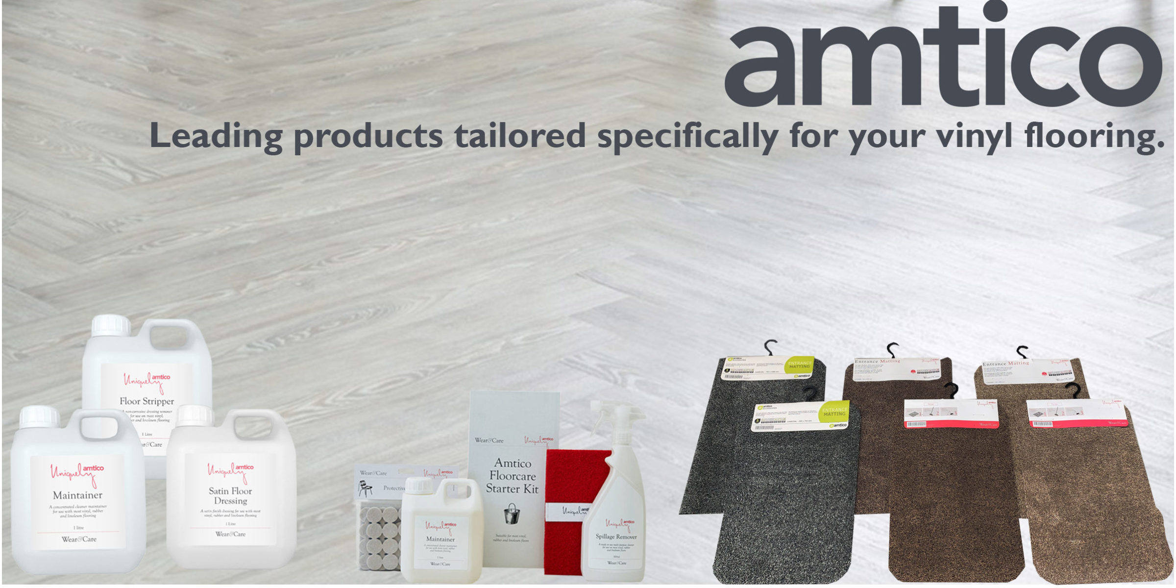 Amtico Cleaning Products Direct