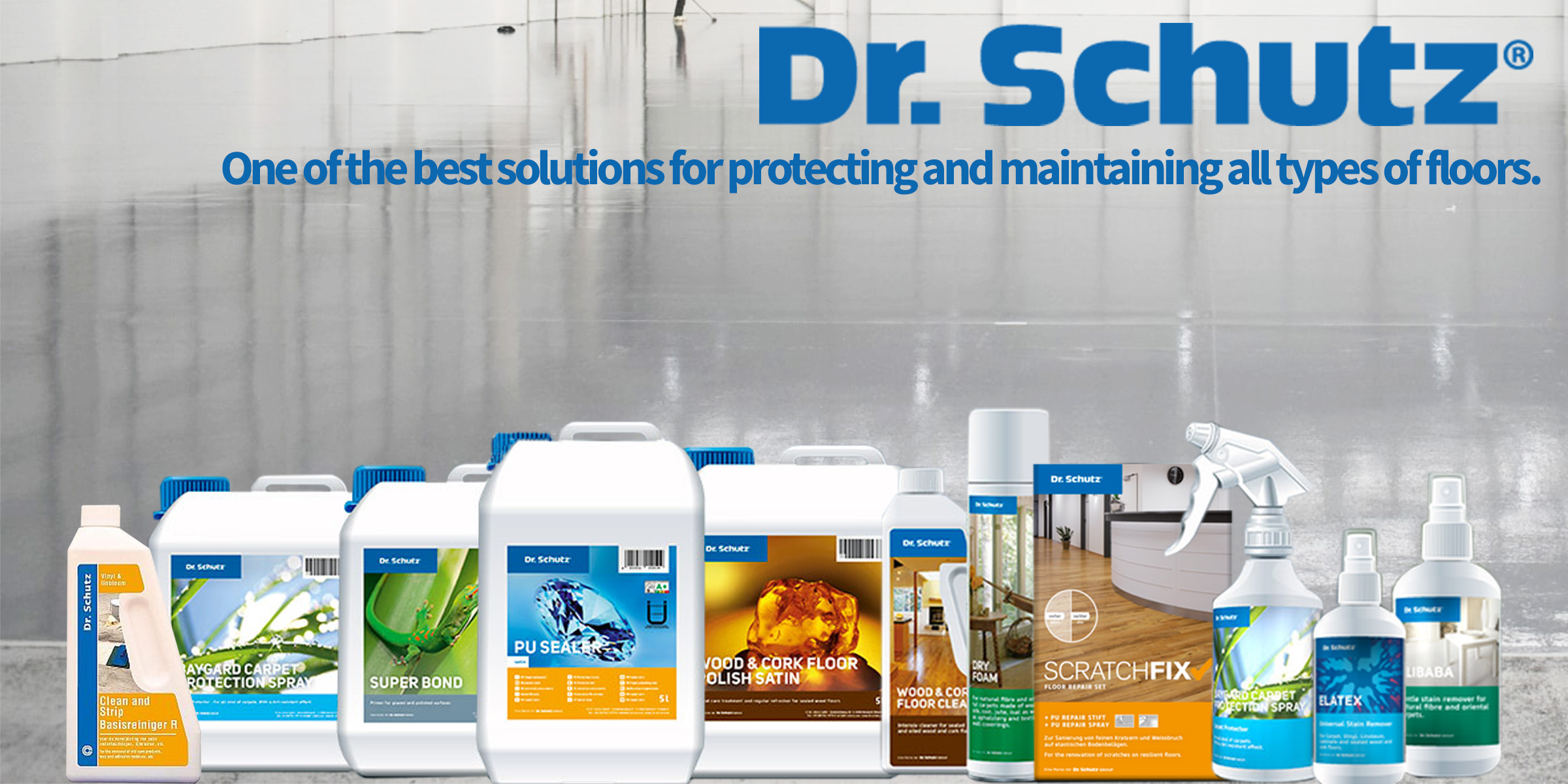 Dr Schutz Cleaning Products Direct