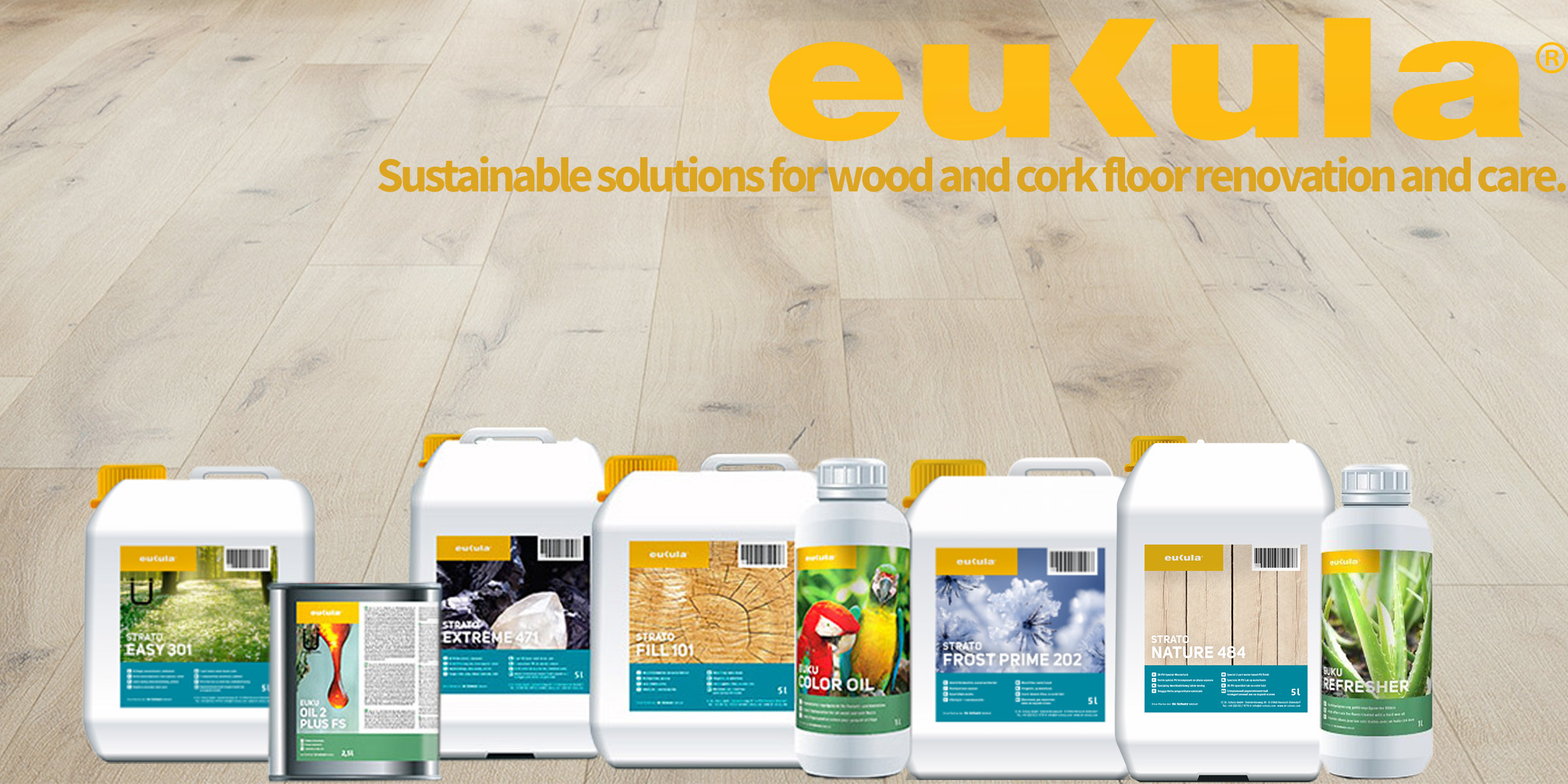 Eukula Cleaning Products Direct