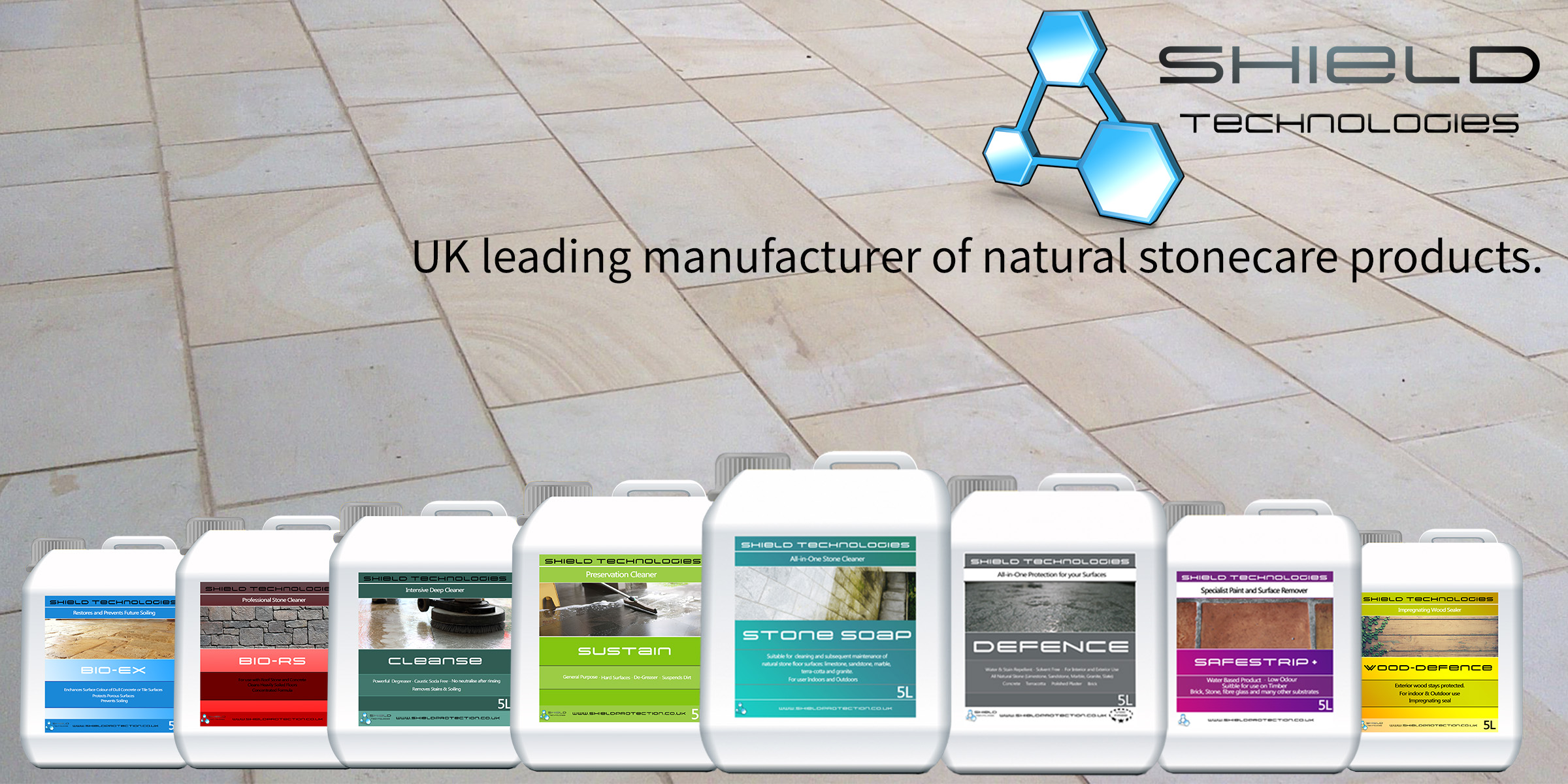Shield Technologies Cleaning Products Direct